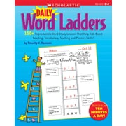 Scholastic Daily Word Ladders Grades 1–2