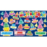 Scholastic Monsters Birthday Mini Bulletin Board