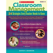 Scholastic Classroom Management 24 Strategies Every Teacher Needs to Know