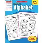 Scholastic Scholastic Success with Alphabet
