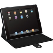 Macally Rotatable Leather Case & Stand for iPad™2