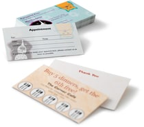custom appointment cards - Wedding Invitations Staples