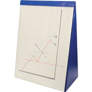 "ICONEX/NCR Presentation Pad with Easel Stand, 19-1/2"" x 27"", (63950)"