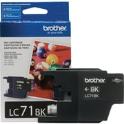 Brother LC71 Black Ink Cartridge (LC71BKS)