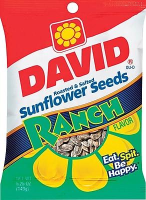 David® Sunflower Seeds Ranch Flavor, 12 Bags/Box