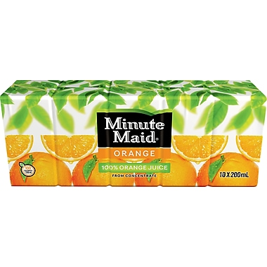 Minute Maid® Orange Juice, Tetra Pack