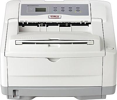 oki b4600 mono laser single function printer 62427301 staples rh staples com okidata b4600 owners manual okidata b4600 user manual