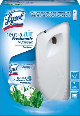 Lysol® Neutra Air® Freshmatic® Air Sanitizer Starter Kit