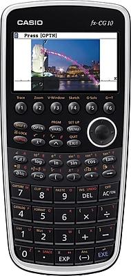 Casio® PRIZM™ FX-CG10 Graphing Calculator