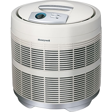 honeywell enviracaire round series hepa air purifier white - Ionic Pro Air Purifier