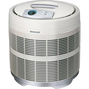 Honeywell Enviracaire® Round Series HEPA™ Air Purifier, White