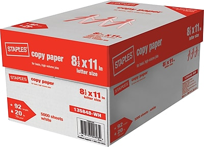 Staples Brand Products