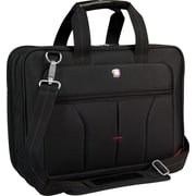 "Swiss Gear 17.3"" Deluxe Laptop Bag, Black"