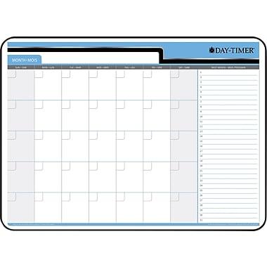 Day-Timer 30/60 Day Hardboard Planner, 18