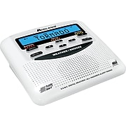 Midland® Emergency Radios, Weather Alert Radio with Alarm Clock