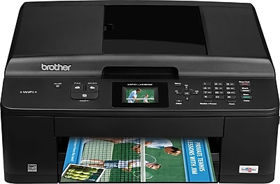 BROTHER MFC-J435W PRINTER DRIVER FOR WINDOWS 7