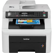 Brother® MFC-9125cn Color Laser All-in-One Printer
