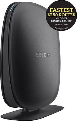 Belkin N150 Wireless Router (F9K1001)