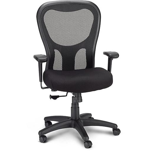 tempur pedic tp9000 polyester computer and desk office. Black Bedroom Furniture Sets. Home Design Ideas