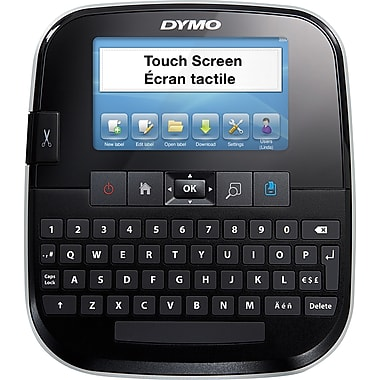 DYMO® LabelManager 500 Touch Screen Label Maker