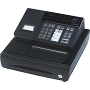 Casio PCR-T280 Electronic Cash Register, Black