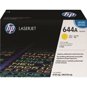 HP 644A (Q6462A) Yellow Original LaserJet Toner Cartridge