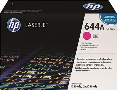 HP 644A Magenta Toner Cartridge (Q6463A)