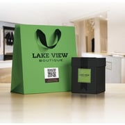 Avery® White Laser/Inkjet Specialty Square Shaped  Labels with TrueBlock