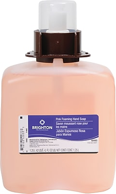 Brighton Professional™ FMX & BP4 Premium Foam Soap Refill, Cranberry Scent, 1,250 mL, 3/Ct