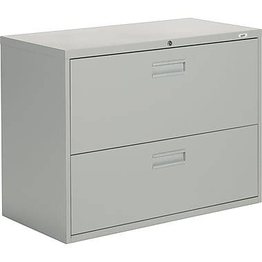 Delicieux Staples® Lateral File Cabinets, 2 Drawer