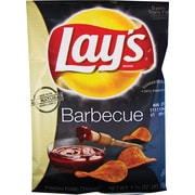 Lay's® Barbecue Potato Chips, 1.5 oz. Bags, 64 Bags/Box