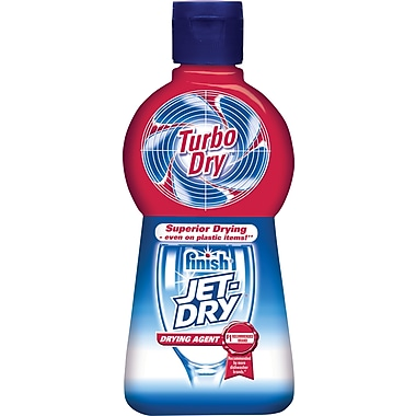 Finish – Agent de séchage Jet-Dry, 200 ml
