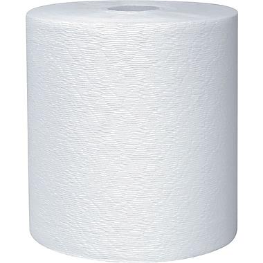 KleenexMD – Serviettes en rouleau, roul./600 pi, bte/6 roul.