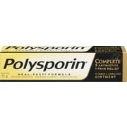Polysporin® COMPLETE Antibiotic and Pain Relief Ointment, 15 g