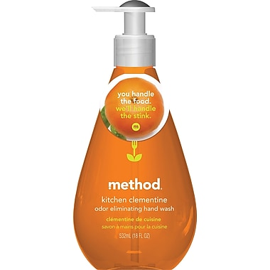 Method® Kitchen Clementine Hand Wash, 18 oz.