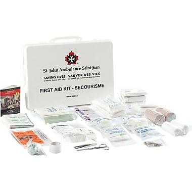 Ambulance St-Jean – Trousse de premiers soins, Alberta