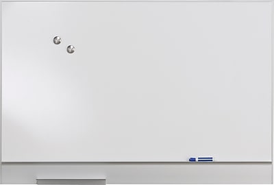 Iceberg Polarity™ Magnetic Dry-Erase Boards, 4' W x 3'H