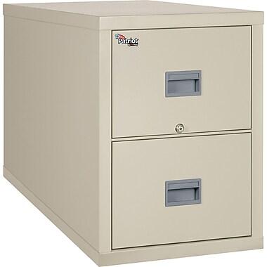 FireKing 2 Drawer Vertical File Cabinet, Legal (2P2131CPA)