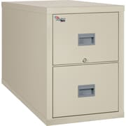 FireKing 2 Drawer Vertical File Cabinet, Legal (2P2131CPA)