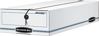 Bankers Box® Liberty® Basic Duty Check and Form Boxes, Each