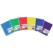 Mead® Spiral® Notebook, 1 Subject, College Ruled, Assorted Colors (MEA05512)