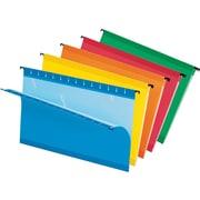 "Pendaflex® SureHook™ Hanging File Folder, Legal Size, 8-1/2"" x 14"", Assorted Colours"