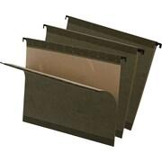 """Pendaflex® SureHook™ Hanging File Folder, Letter Size, 8-1/2"""" x 11"""", Green"""