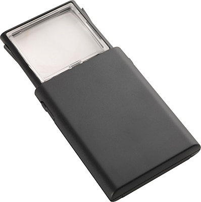 Staples® Pop-up Lighted Magnifier