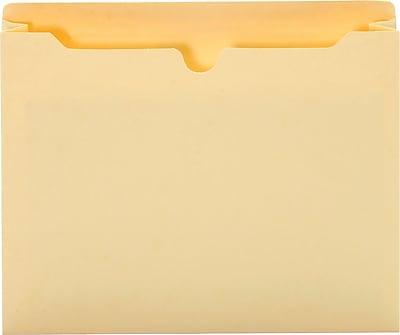 Pendaflex Smart Shield Reinforced File Jackets, Letter Size, 2