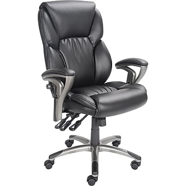 Serta High Back Managers Chair, Black (41167)