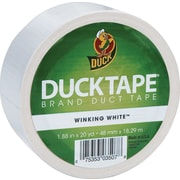 Duck Tape® – Ruban à conduits de couleur, couleurs unies