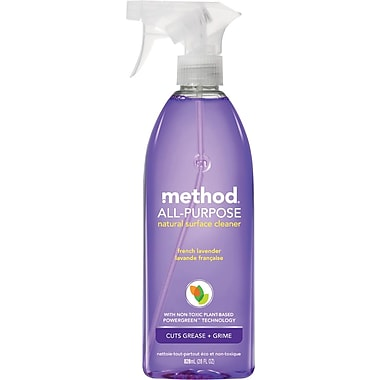 Method® All Purpose Cleaner Spray, Lavender, 28 oz.