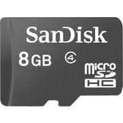 SanDisk 8GB Standard microSD (microSDHC) Card Class 4 Flash Memory Card