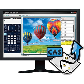 Texas Instruments TI Smartview CE Emulator Software for the TI-84 Plus Family